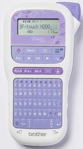 Brother P-touch H200 Beschriftungsgerät für Bastelbedarf