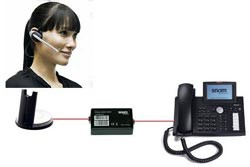 snom Advanced Wireless Headset Adapter EHS V2