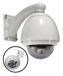 LevelOne DOH-1000 Netzwerk Kamera Außengehäuse