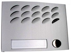 MD11 Türsprechmodul mit 1 Ruftaste, ohne TFE