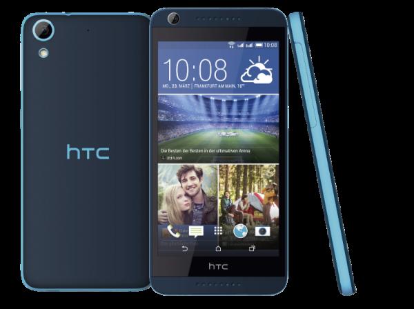 HTC Desire 626G DUAL-SIM blue