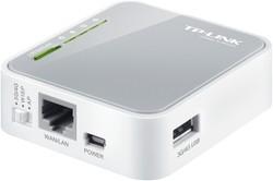 TP-Link TL-MR3020 3G / 4G WLAN N Router